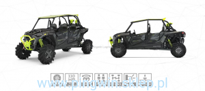 Polaris RZR XP 4 1000 High Lifter